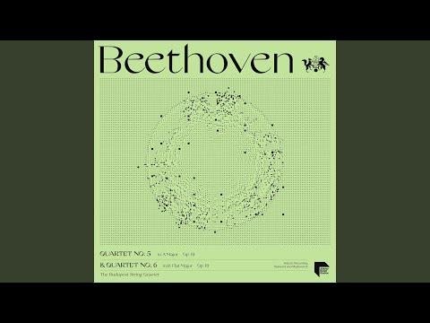 Quartet No. 5 In A Major, Op. 18 No. 5: III. Andante Cantabile