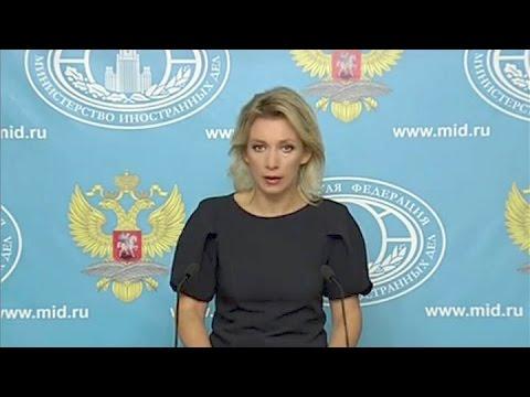 Moscú denuncia una campaña contra Rusia en medios informativos tras intervención en Siria