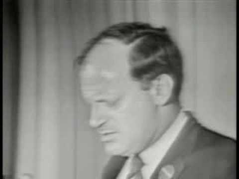 Robert F. Kennedy death announcement
