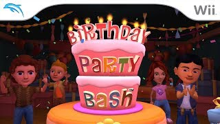 Birthday Party Bash | Dolphin Emulator 5.0-8783 [1080p HD] | Nintendo Wii