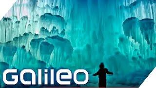Eisschlösser | Galileo Bildgeschichte | ProSieben