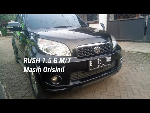Toyota Rush 1.5 G M/T (2013) - Indonesia