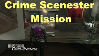 GTA Online Crime Scenester (Lester: Rank  20) (GTA 5 Gameplay)