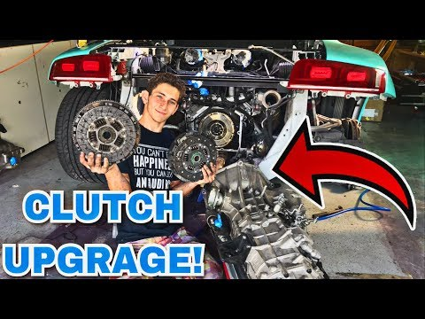 How to REPLACE Audi R8 Clutch and Flywheel | Project Car