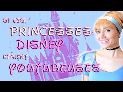 Si les Princesses Disney étaient Youtubeuses - Andy
