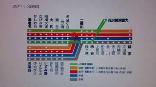 【相鉄に新種別通勤特急・通勤急行登場】相鉄・JR直通開業日にダイヤ改正を実施します