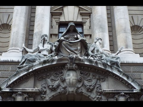 The Old Bailey!