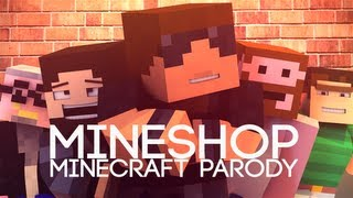 Thrift Shop (Minecraft Parody)