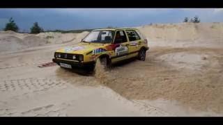 """Volkswagen Golf 2: Испытание на прочность после ремонта. Проект """"Гольфстрим"""""""