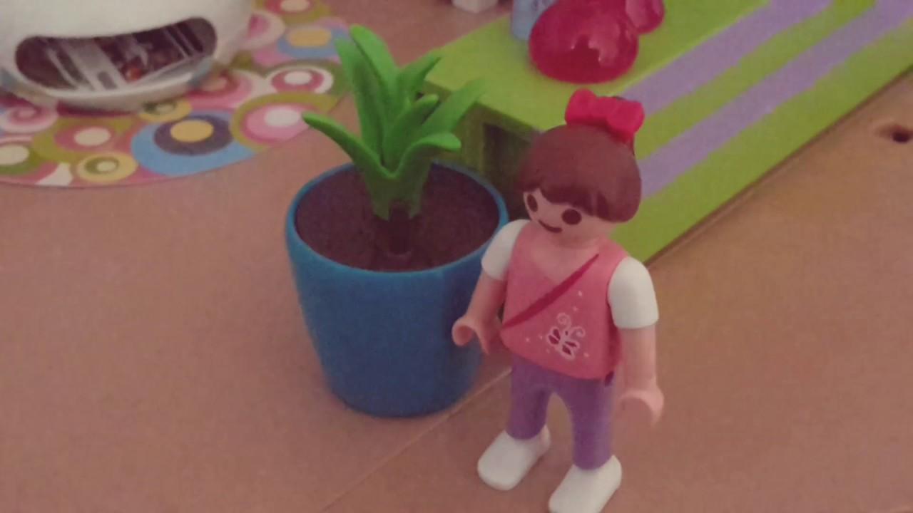 Playmobil présentation de la maison moderne