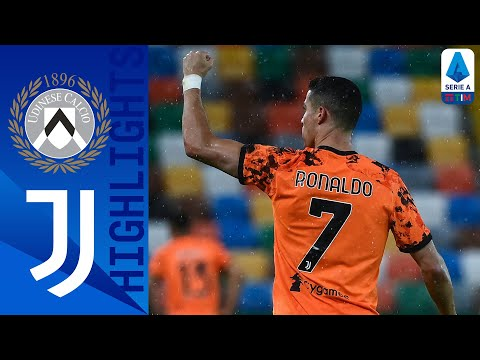 Udinese 1-2 Juventus | Ronaldo Scores Double in Comeback Win! | Serie A TIM - Видео онлайн