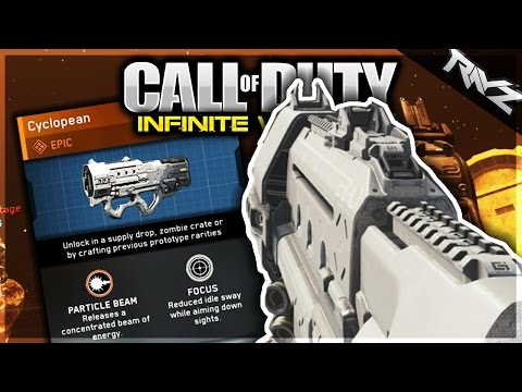 "NEW ""ERAD Cyclopean"" - ENERGY BEAM SMG! 