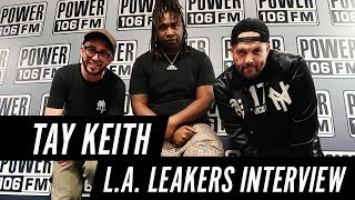 Tay Keith Says Drake Blessed Him, Shares How He Met Blocboy JB & Talks Debut Project