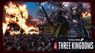 Online Scenario Battle, Cao Cao Vs Yellow Turbans  - Total War: Three Kingdoms