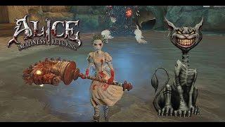 АЛИСА в стране КОШМАРОВ!/ Прохождение игры Alice: Madness Returns #17.