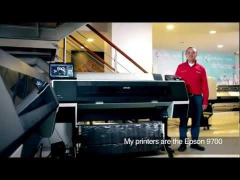 Colombia Large Format Printer Testimonial