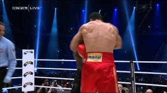Boxen 3.3.2012 Wladimir Klitschko's 50 KO