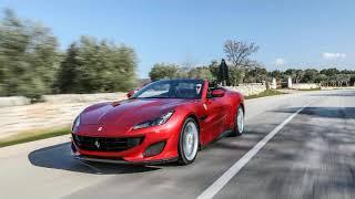 WOWW AMAZING!!! 2018 ferrari portofino first drive Review!!!