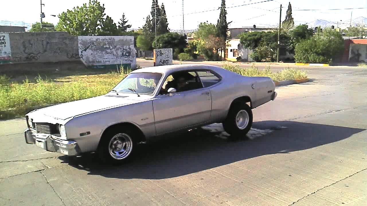 Dodge Valiant Duster 1975 El Coqueto Youtube