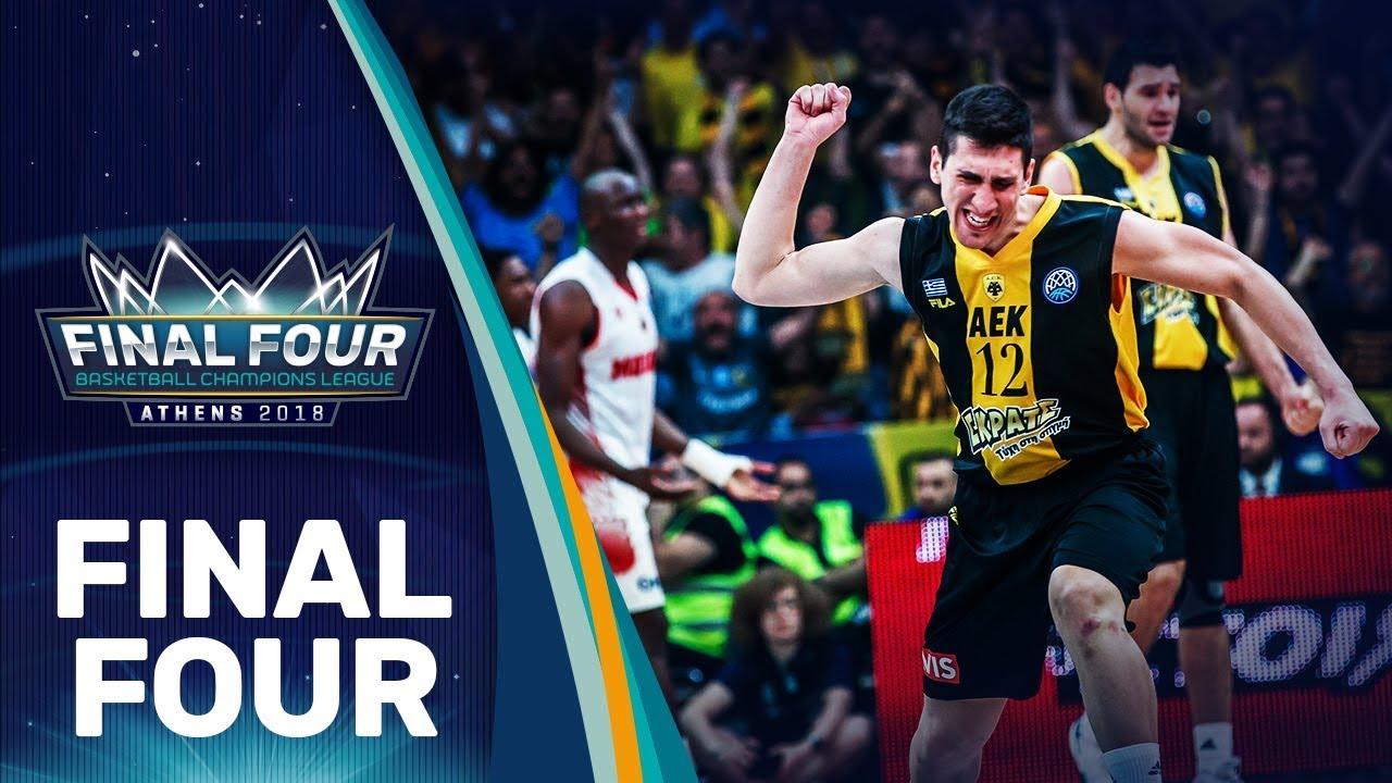 Final Four - Mini Movie - Basketball Champions League 2017