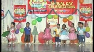 """""""Early In The Morning"""" poem performance on Annual Day 2011"""