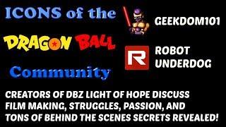 Video Dragon Ball Z Light of Hope Robot Underdog Interview download MP3, 3GP, MP4, WEBM, AVI, FLV Desember 2017