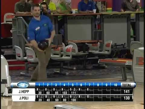 PBA Regional - Midco Midwest Open match 1 and part of 2