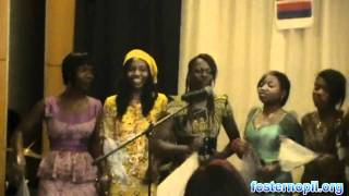 Praising God in the African Way - FCS Super Mega Choir