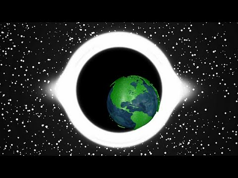 WILL EARTH EVER BE SUCKED INTO A BLACK HOLE? || क्या ...
