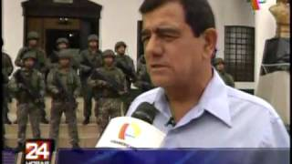 OPERACION CHAVIN DE HUANTAR 20 AÑOS - GRAL R JOSE WILLIAMS ZAPATA