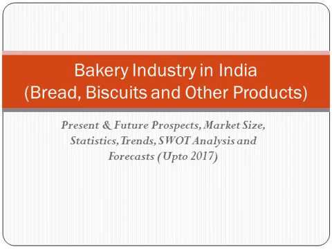 Market Research Report on Bakery Industry in India- By NPCS