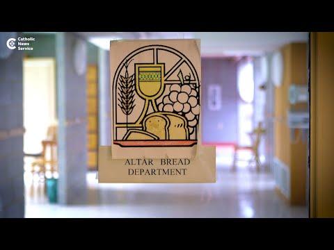 A backlog of altar bread