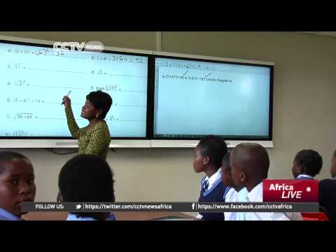 South Africa's public schools go digital