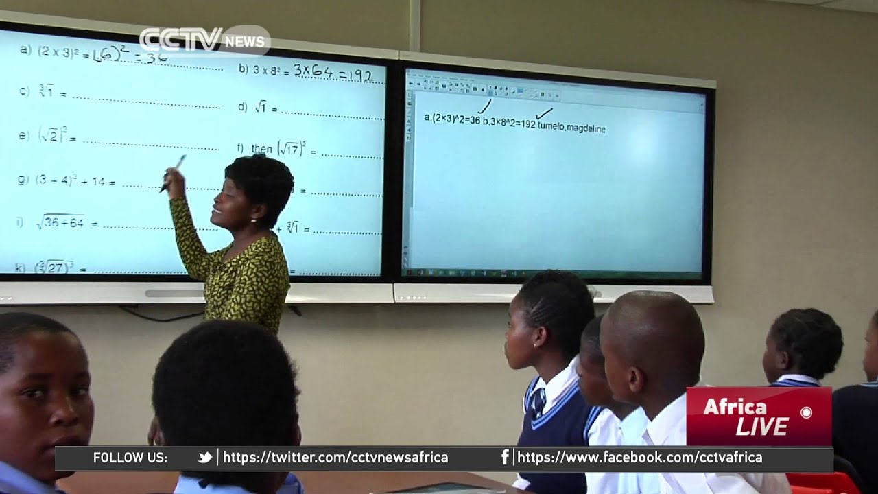 South Africa's public schools go digital