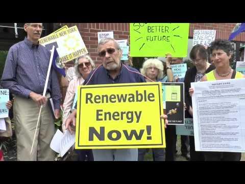 Kenneth Fogarty - Chenango Community Action For Renewable Energy (C- CARE) -  New York Energy  Plan