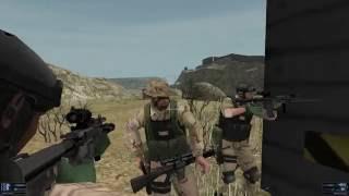 Original Ghost Recon 3rd Person Desert Siege