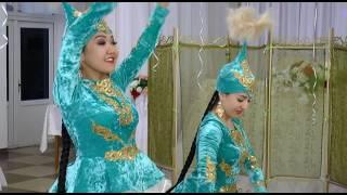 Казахский танец 15.07.2017.