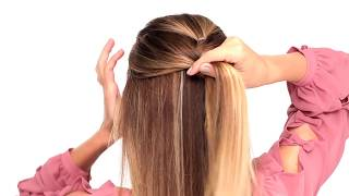 THE CLASSIC FRENCH BRAID(Lauren + Kristin show you how to create the classic french braid. You can double up, do a milk maid braid, or french braid the front of your hair. Either way..., 2011-11-01T19:17:26.000Z)