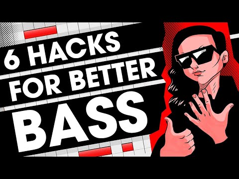 6 Hacks for Better Bass Lines (Music Theory)