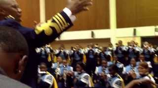southern university human jukebox 2012 exclusive   let the church say amen