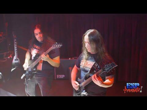 ESP Guitars: LTD Black Metal Series Demo by Abysmal Dawn