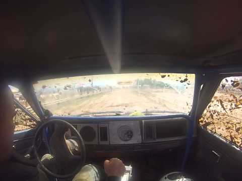 Fowld Up Twittys Mud Bog May 2, 2015 Drivers View