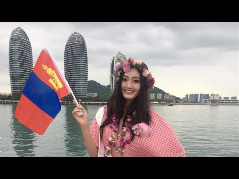Miss Mongolia wins Miss Multimedia Fast Track at Miss World 2017
