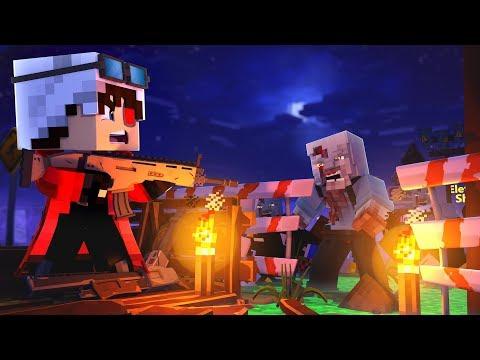 ЗОМБИ ПРИШЕЛЬЦЫ ПЫТАЮТСЯ ЗАХВАТИТЬ НАШУ ПЛАНЕТУ! НОВАЯ МИНИ ИГРА! Minecraft Zombies
