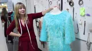 "Degrassi On The Set: ""Dress You Up"" - Faux Fur Fashion"