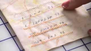 Fusible Applique -- Stitching Your Applique In Place By Edyta Sitar -- Fat Quarter Shop