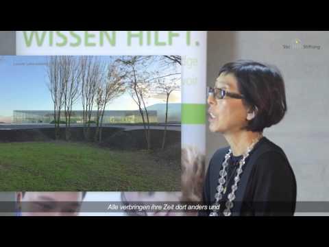 #NovemberReihe 2016 in Stuttgart | Interview mit Kazuyo Sejima | #StoStiftung
