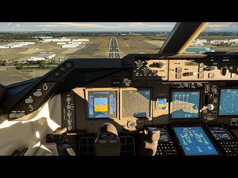 Microsoft Flight Simulator 2020 - Realistic 15 HOUR 747-8F Full Flight to NEW YORK in 4K