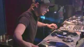 Andy C feat Mc GQ Jungle Juice Live Cabaret sauvage 2012