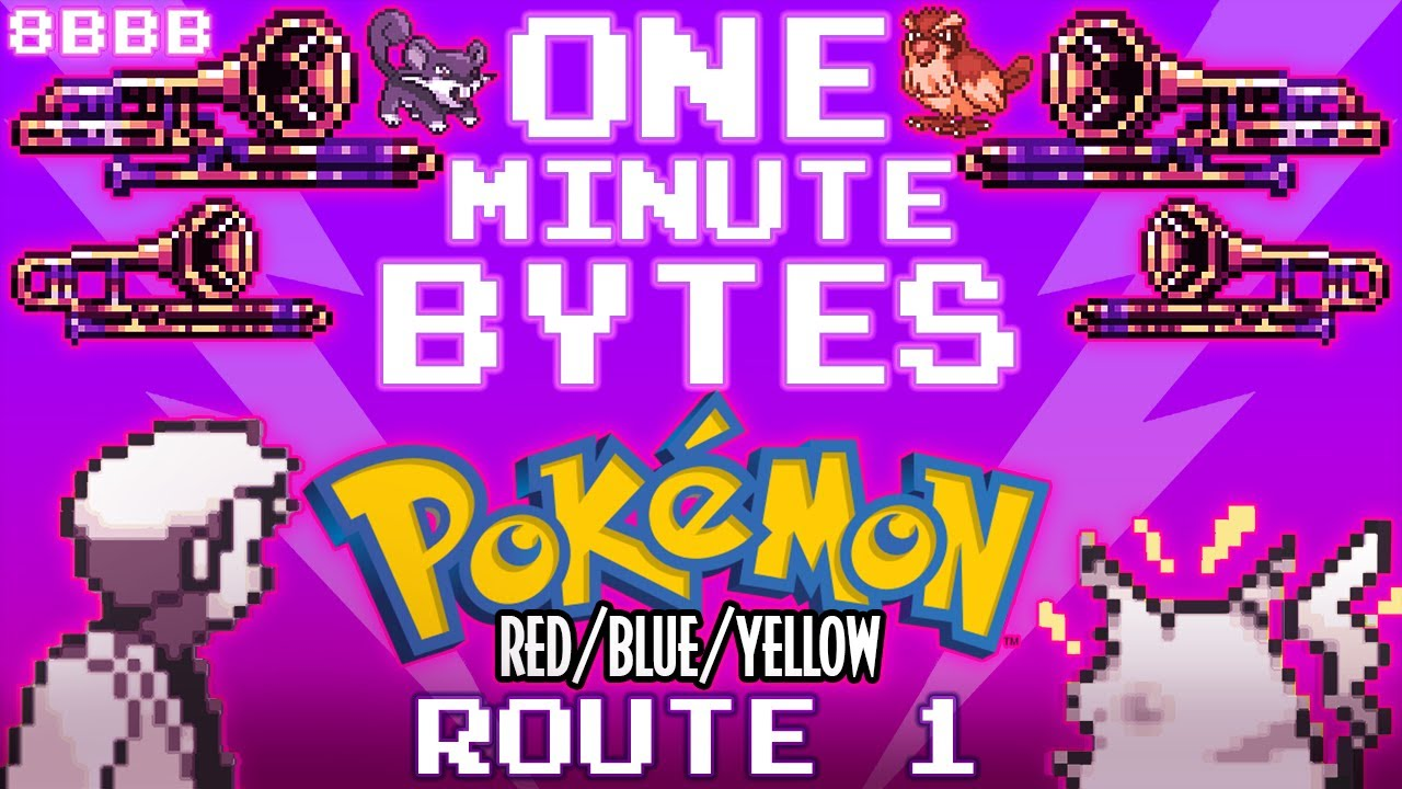 Route 1 - One Minute Bytes #13 (The 8-Bit Big Band)